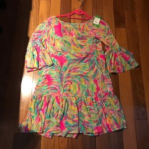 NWT Lilly Pultizer Alfresco Coverup Size XS